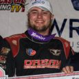 Brandon Overton took the lead on lap 26 from Josh Richards and led the remaining 14 laps to capture his first career win at Florida's East Bay Raceway Park on […]
