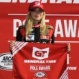 Natalie Decker, in her first attempt at Daytona, won the General Tire Pole for Saturday's ARCA Racing Series Lucas Oil 200 Daytona International Speedway. The Eagle River, Wisconsin rookie qualified […]