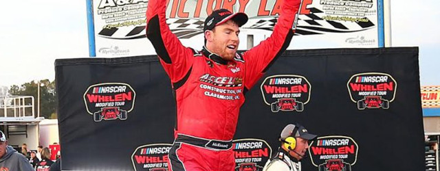 Even though both Jon McKennedy and Tommy Baldwin have put together a long list of accolades in their racing careers, both entered the 2018 NASCAR Whelen Modified Tour season looking […]