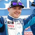 Kyle Larson pulled away from pole winner Christopher Bell after a restart with seven laps left and took the checkered flag in Saturday's Boyd Gaming 300, winning for the first […]