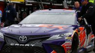 Denny Hamlin doesn't just love to come home to Virginia for sentimental reasons, he considers Richmond Raceway, in particular, a place he can always contend for victory. And with good […]