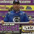 Jonathan Davenport held off a last lap challenge from Scott Bloomquist to score the ULTIMATE Super Late Model Series victory Saturday night at Virginia Motor Speedway in Jamaica, Virginia. The […]