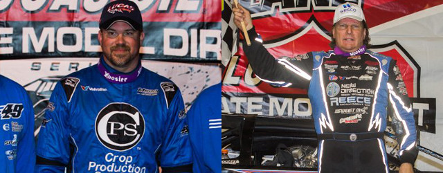 Jonathan Davenport and Scott Bloomquist both scored Lucas Oil Late Model Dirt Series victories on the weekend. Davenport, from Blairsville, Georgia, scored the win on Saturday night at Maryland's Hagerstown […]