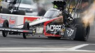 Leah Pritchett set the Top Fuel elapsed time track record during the final qualifying session on Saturday to secure the top spot at the 31st annual NHRA SpringNationals at Royal […]