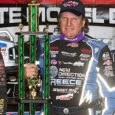 Scott Bloomquist led flag-to-flag to win the Lucas Oil Late Model Dirt Series-sanctioned, Buckeye Spring 50 at Atomic Speedway in Chillicothe, Ohio Friday night. The 54-year-old, Hall-of-Famer became the seventh […]